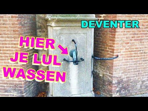 Kakhiel Vlog #14 - Tieten-fietsenstalling in Deventer ofzo