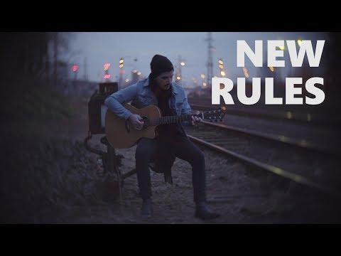 Dua Lipa - New Rules - Fingerstyle Guitar Cover