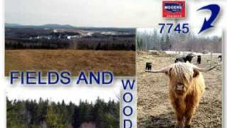 Maine Farm in Perham ME! 94 Acres For Sale. Huge View, Neat Area, Wise Buy! $50's! #7745