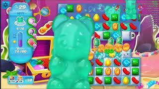 Candy Crush Soda Saga Level 1070 and level 1071