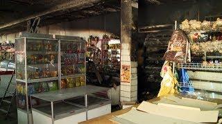 У Коломиї горів супермаркет