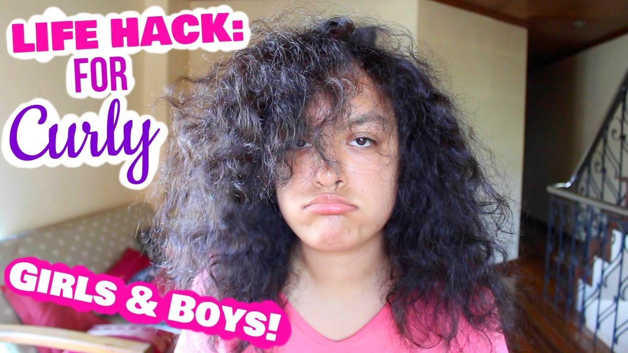 Life Hack Survival Guide For Curly And Frizzy Hair In Humid Hot Weather Philippines
