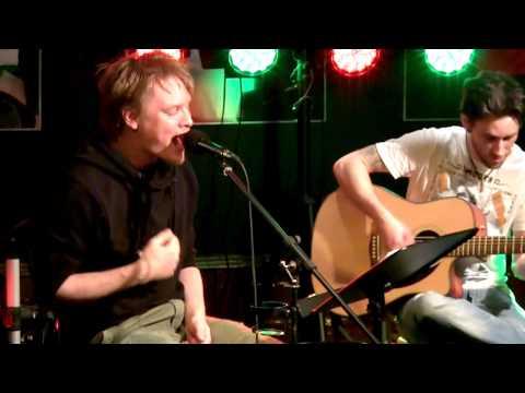 Audioslave - Shadow on the Sun - (Cover By Tom & Johan)