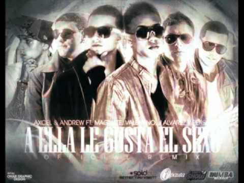 LETRA A ELLA LE GUSTA EL SEX - musica.com