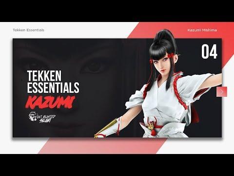 Tekken 7 Essentials - Kazumi Mishima