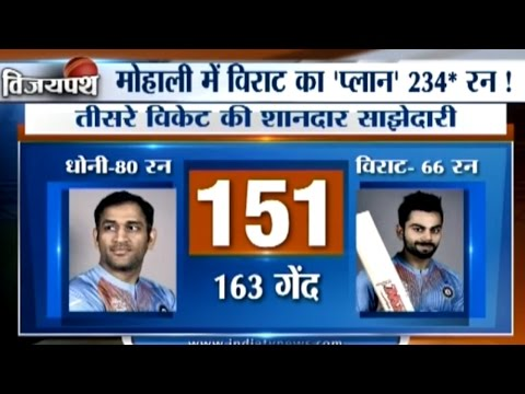 Cricket Ki Baat: Virat Kohli and MS Dhoni join forces to demolish New Zealand