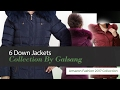 6 Down Jackets Collection By Galsang Amazon Fashion 2017 Collection