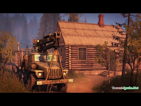 Spintires The Original Game (часть1)