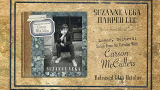Suzanne Vega - Harper Lee (Official Audio)