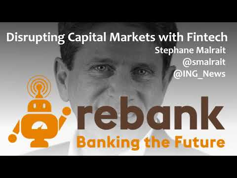 Disrupting Capital Markets with ING