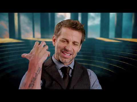 Wonder Woman Interview - Zack Snyder