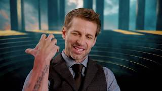 Wonder Woman Interview - Zack Snyder