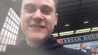 Aston Villa V Blackburn Rovers Vlog
