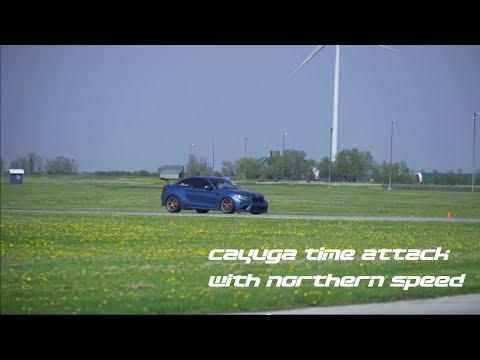 去看Time Attack到底发生了什么?北国之速@Cayuga(Toronto Motorsport Park)