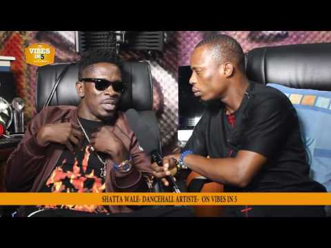 Arnold Interviews Shatta Wale Exclusive