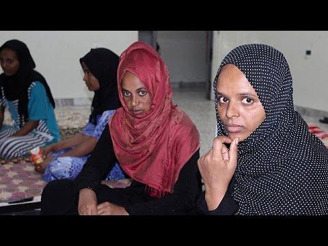 Девочка из Эритреи рассказала о жизни в плену у ИГ