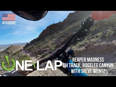 Brutal Bootleg Canyon Downhill - 2017 Reaper Madness DH Course Preview