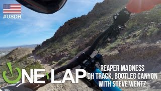 SHRED WITH STEVE - Super Rough Bootleg Canyon DH, Reaper Madness