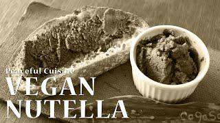 [No Music] How to make Vegan Nutella
