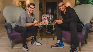 How Do You Rise Out Of Your Circumstances? (Tai Lopez Shares War Stories With Caron Butler)