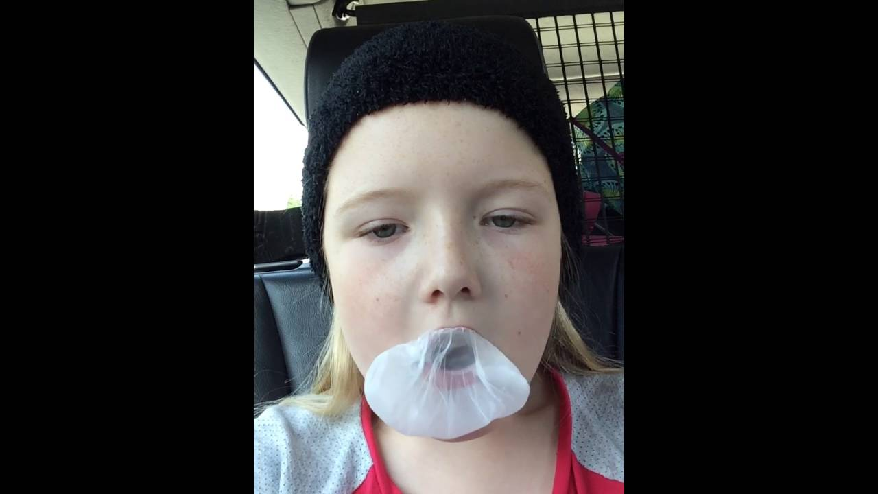 tyggegummi boble