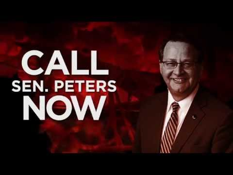 Senator Peters, you need to stop this bad deal! | Secure America Now