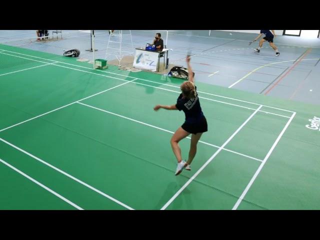 Interclubs Badminton J1