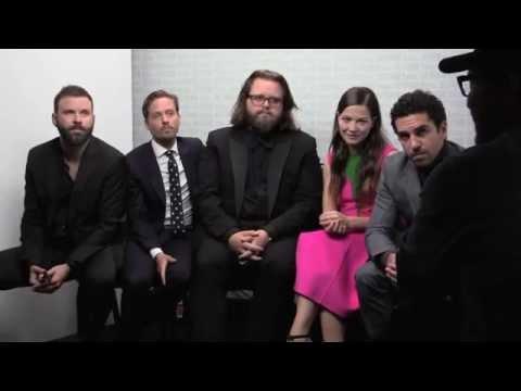 Cast & crew of WHO AM I (Kein System ist sicher) talk at the Beyond Cinema & Bio.com TIFF Studio