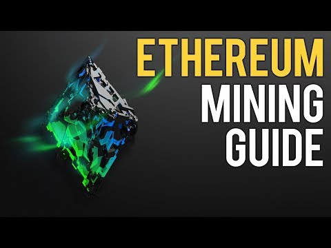 ETHEREUM MINING GUIDE | Step By Step
