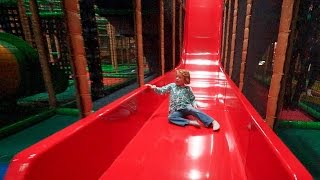 Busfabriken Indoor Playground Fun for Family and Kids (part 2 of 2)