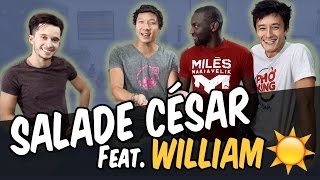 Salade César - YouCook ft. Will