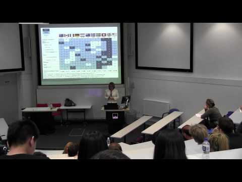 Jacqui Smith WESS 2015 guest lecture | Warwick Economics Summer School
