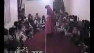 Homosexual Pashtun boy dances with skirt in Logar