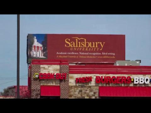 VISITING SALISBURY UNIVERSITY!