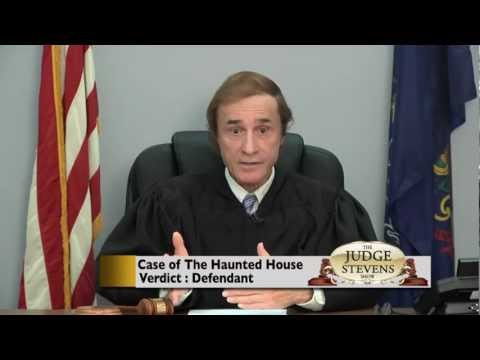 The Judge Stevens Show - Falling Leaves & Haunted House Cases
