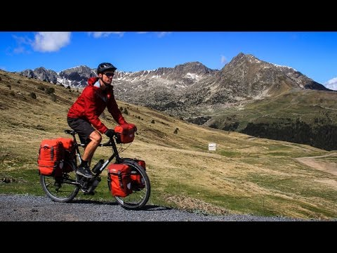 Exploring Andorra By Bicycle - EP. #115
