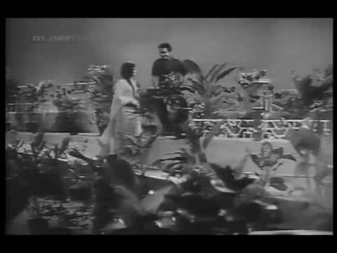 Chhoti Si Ye Duniya Kishore Kumar Lata Mangeshkar Film Rungoli 1962 Shankar Jaikishan
