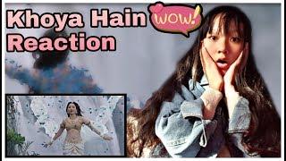 Khoya Hain   Baahubali - The Beginning   REACTION
