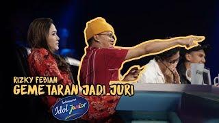 Video RFASVLOG- RIZKY FEBIAN GEMETERAN JADI JURI INDONESIAN IDOL JUNIOR 2018 download MP3, 3GP, MP4, WEBM, AVI, FLV Oktober 2018