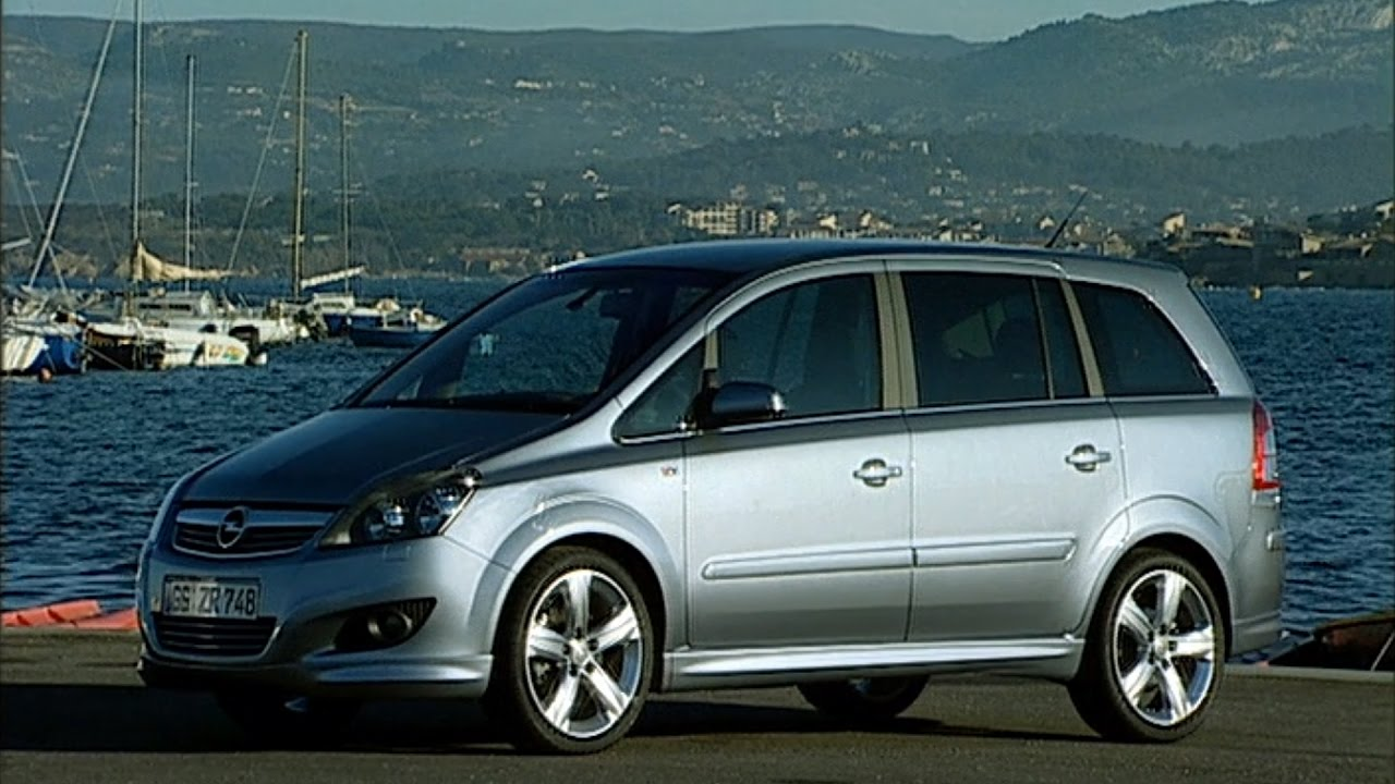 2008 opel zafira youtube. Black Bedroom Furniture Sets. Home Design Ideas
