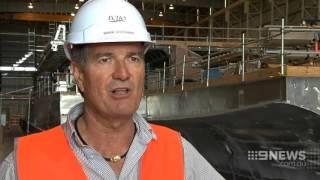 Super Yacht | 9 News Perth