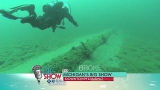 Pipeline Under Michigan