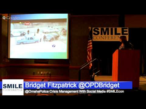 """When The Video Goes """"VIRAL"""" Crisis Management With Social Media by Omaha Police"""