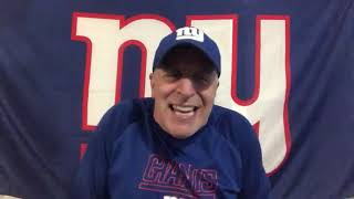 The NY Giants Post-Game Locker Room with Vic DiBitetto: Just Enough to Lose