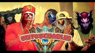 Repeat youtube video The Untouchables - (When OCE challengers play urf)