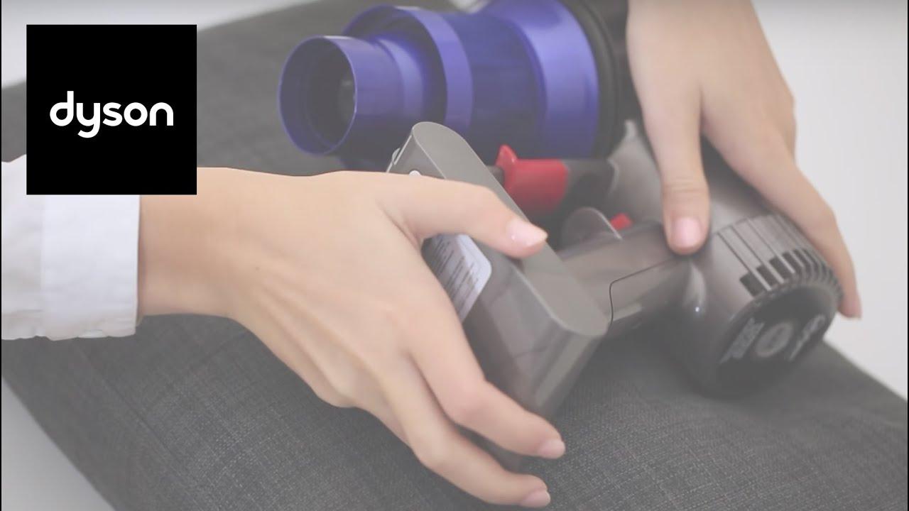 Замена аккумулятора на пылесосе дайсон dyson v7 animal pro отзывы