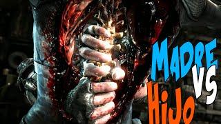 MADRE VS HIJO - Mortal Kombat X