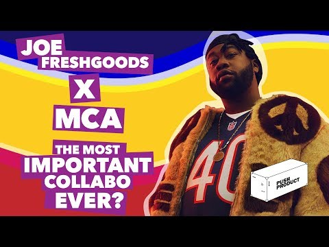 Is JOE FRESHGOODS x MCA the most important streetwear collabo ever? (fans react) 2018