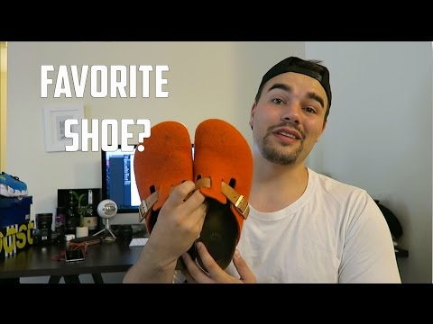 UGLY CLOGS = My Favorite Shoe?