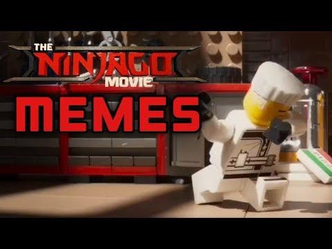 Lego Ninjago Movie Meme Compilation Youtube